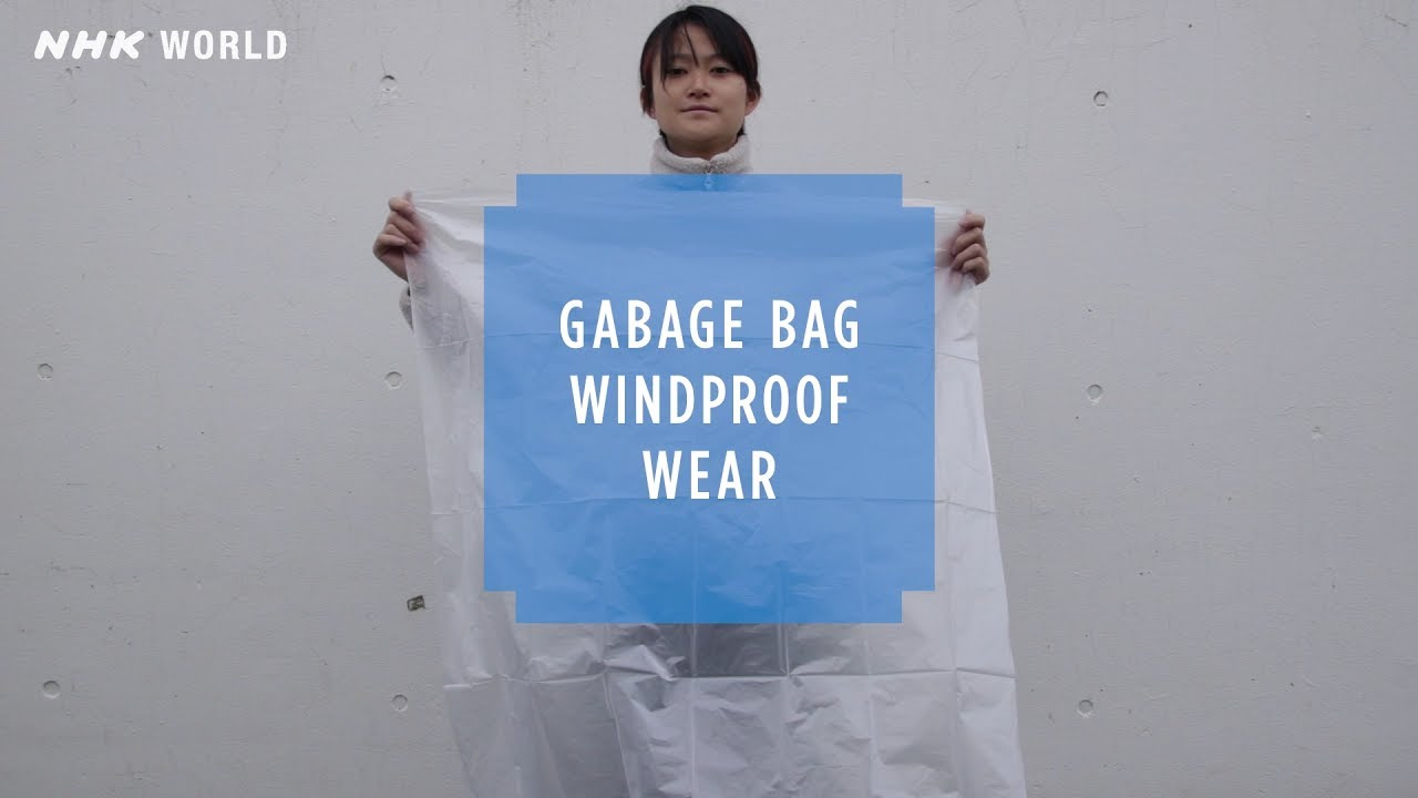 Photo of #1 Garbage bag windproof wear – HOW TO CRAFT SAFETY – video