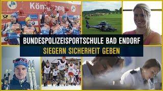 BUNDESPOLIZEI Spitzensport Bad Endorf - Siegern Sicherheit geben.