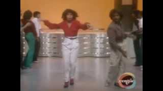 Soul Train Line Too Hot To Trot Commodores