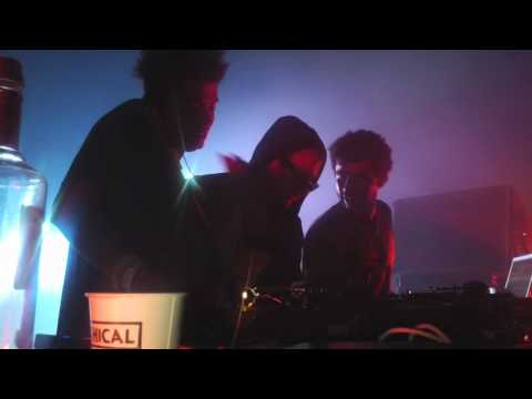 Jamie Jones and Ali Love perform 'Forward Motion' live in the Wow Tent at Glastonbury 2011