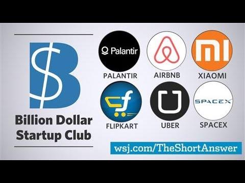 Billion Dollar Startup Club Includes Companies That Keep Quiet
