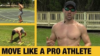 BEST Agility Ladder Drills for Faster Feet & Quickness