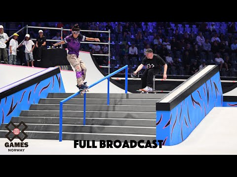 REPLAY: Women's Skateboard Street | X Games Norway 2019