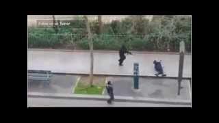 Charlie Hebdo terror attacks a NATO
