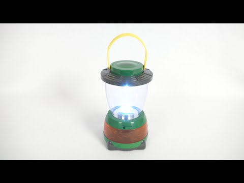 Backyard Safari Adventures Campfire Glow Lantern From Alex Brands
