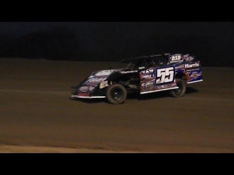 Salina Speedway SalinaUsedCars IMCA Modifieds 9-15-17