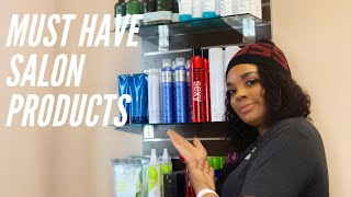 Must Have Favorite Salon Products