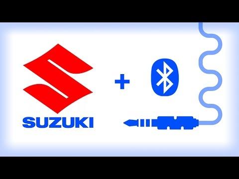 Как добавить AUX и Bluetooth в Suzuki Grand Vitara