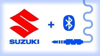 Як додати AUX та Bluetooth Suzuki Grand Vitara