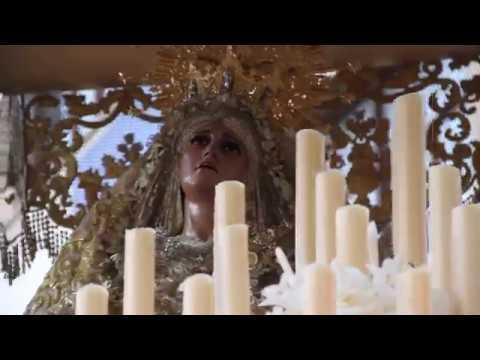 Salida de María Santísima de las Lágrimas