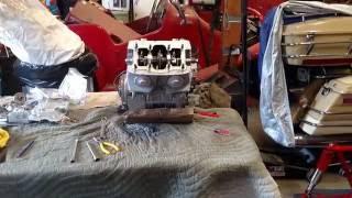Honda CL77 restoration