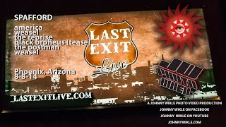 Spafford at Last Exit Live 8-8-14 Phoenix, Arizona