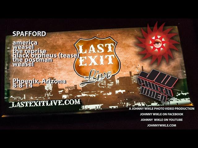 Live at Last Exit (Phoenix, AZ)