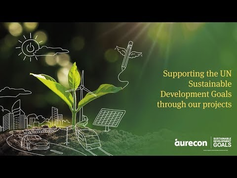 Supporting the UN Sustainable Development Goals through our projects