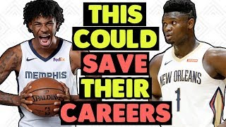 This Could SAVE Ja Morant and Zion Williamson's NBA Careers!