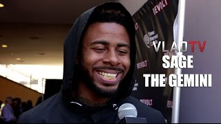 Sage The Gemini: Jordin Sparks & I Are Just Cool Friends