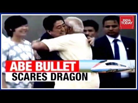 Modi - Shinzo Talks Forces China To Chant Peace