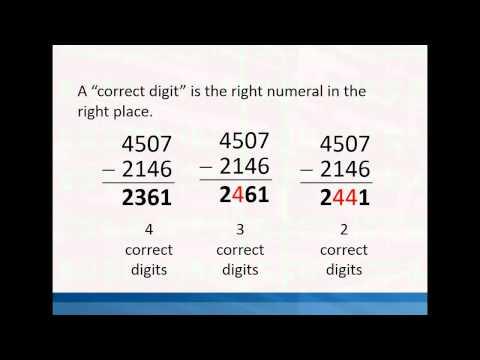 Curriculum Based Measurement in Math