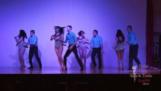 Alma Latina Seattle Bachata Live at the 2014 Rose City Salsa & Timba Festival
