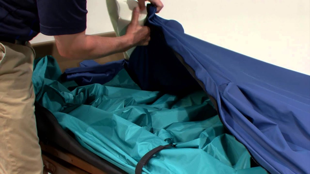 SelectAir Low Air Loss Mattress Replacement System