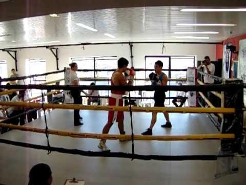 Luta Extra -Thiago Spósito (Boxe Training) X Luís Nakashima (Boxe Training)