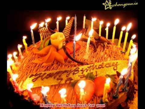 Happy birthday just for you - N'Sync with lyric