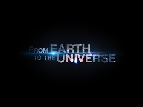 "The planetarium show ""From Earth to the Universe"" v2"