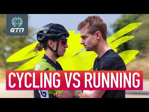 Running Vs Cycling: What Burns The Most Calories?