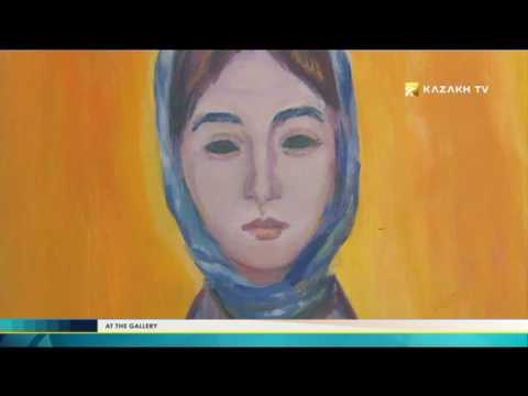 """At the gallery"" №6 (30.11.2016) - Kazakh TV"