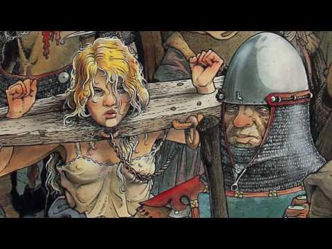 La Plus Belle Bande Dessinée Médiévale - Les Compagnons du Crépuscule BD