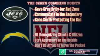 Gambar cover Football Gameplan's 2014 NFL Week 5 Preview - Jets vs Chargers