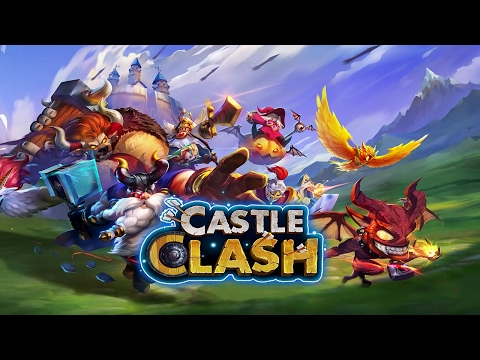 Castle Clash - 4 Years Progress As A F2P Player