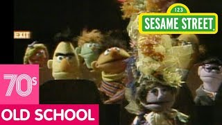 Sesame Street: Bert and Ernie Can't See at the Movies