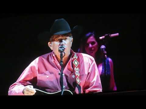 George Strait - Every Little Honky Tonk Bar (SAT NIGHT)/2018/Las Vegas, NV/T-Mobile Arena