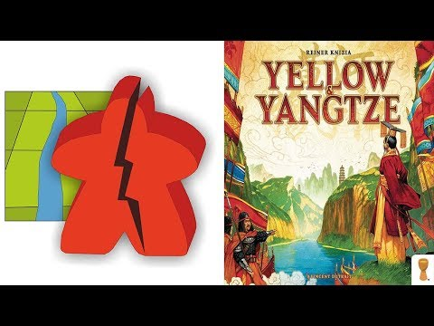 Yellow and Yangtze Review - The Broken Meeple