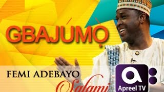 Femi Adebayo on GbajumoTV