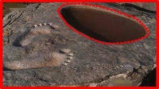 Parmaklı , Parmaksız , Tek Parmak , 5 Parmaklı , Çarıklı , Çıplak Ayak İzi İşareti Ve Anlamı