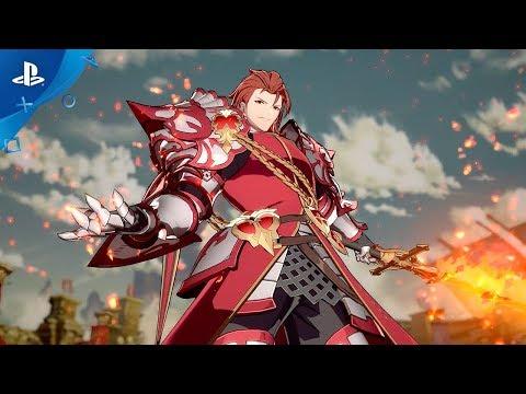 Granblue Fantasy: Versus PS4 Fighting Game's Trailer Previews Percival