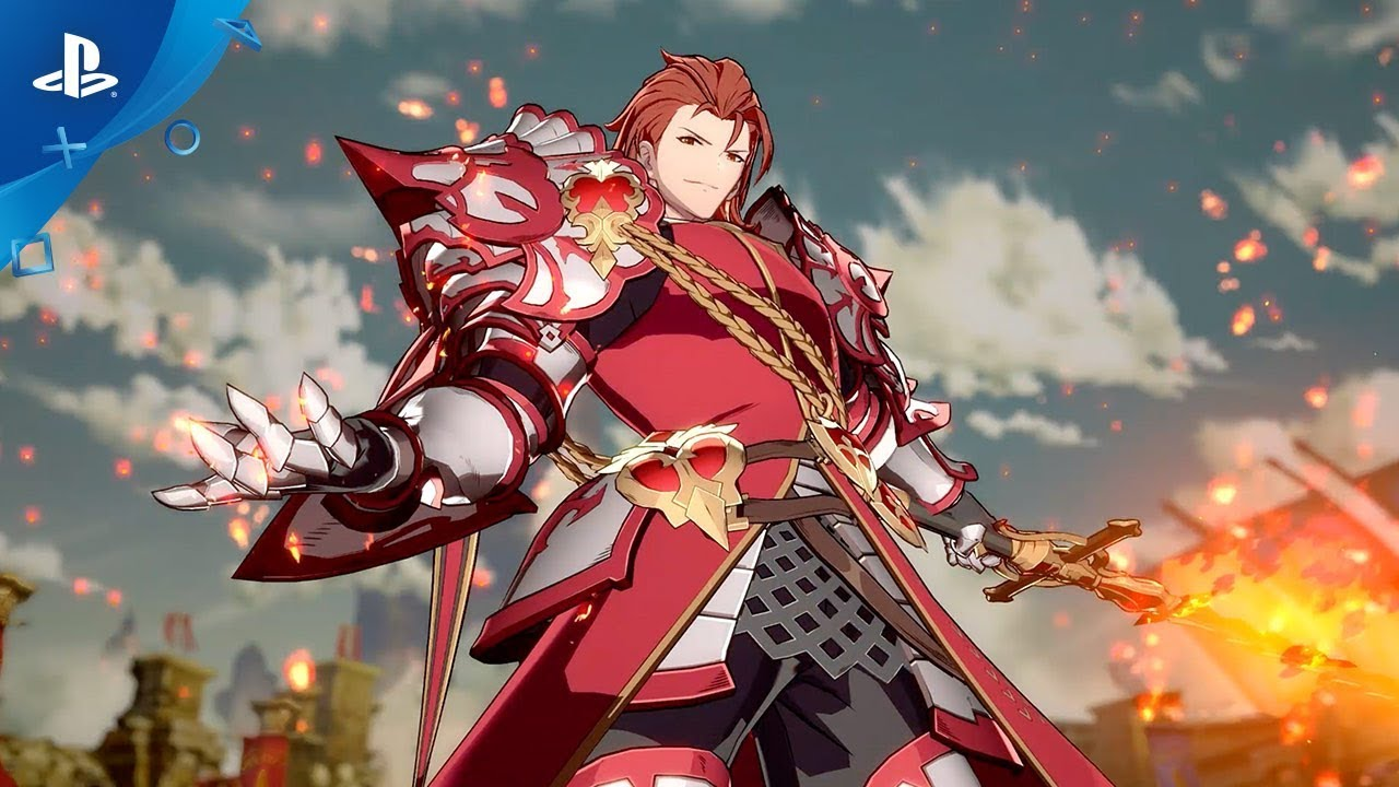 Granblue Fantasy: Versus - Percival Character Trailer | PS4