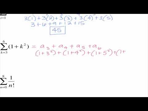 PC L#44 8.1 Sequences, Summation, and Factorials