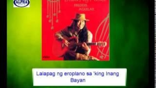 Freddie Aguilar - Pasko Ang Damdamin (Lyrics Video)