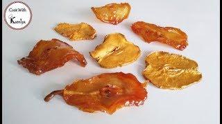 Pastacılık İçin Meyve Tasarımı / Карамелизированные Фрукты Для Декора / Caramelized Fruits