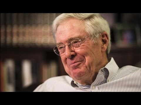 Koch Brother Discusses Tone of 2016 Campaign