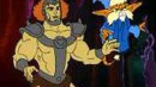Bo-Starr und die Champions von Galastrom (verlorene Szene)
