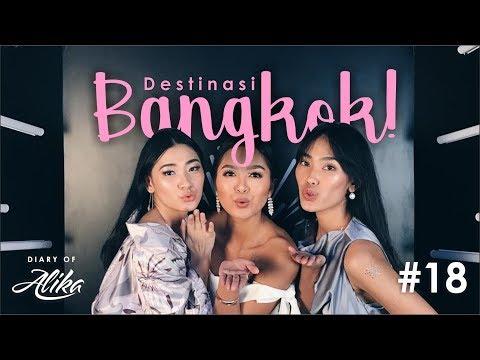 TRIP TO THAILAND!! WITH SWAROVSKI // DIARY OF ALIKA #18