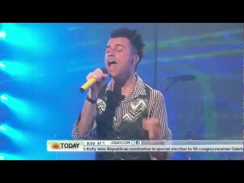 Neon Trees - Everybody Talks (Live on Today 04-18-2012) [HD 1080p]