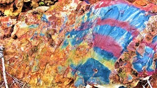 RAINBOW JASPER Mountain