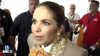 Entrevista a Lucero niega estar vetada por Televisa