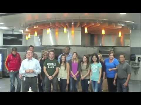 US Foods Detroit Intern Presentation 2014