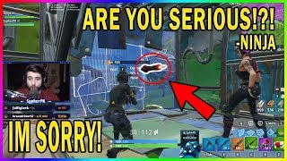 SYPHERPK MESSED UP DURING THE FALL SKIRMISH!! - Fortnite funny #375